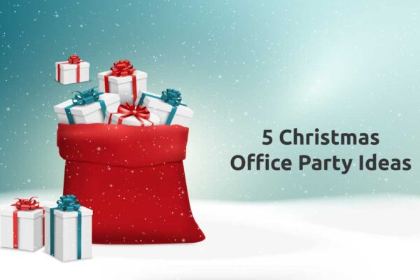 5 Christmas Office Party Ideas